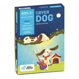 Clever Dog - Fun Opposites Puzzle
