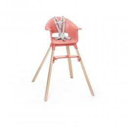 Clikk High Chair - Sunny Coral