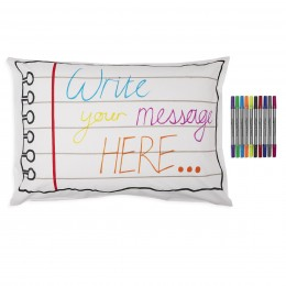 Pillowcase - Doodle