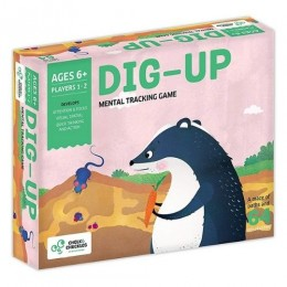 Dig Up - Mental Tracking Game