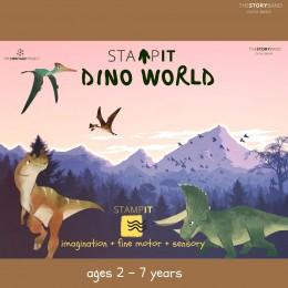 Dinosaur STAMPIT Kit
