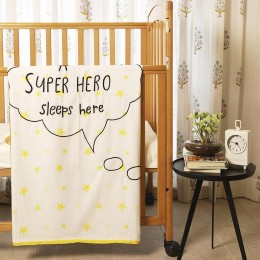 Dohar - Super Hero Sleeps Here