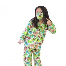 Elephant Print Night Suit