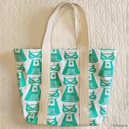 FERRY - Tote Bag : Supermeow