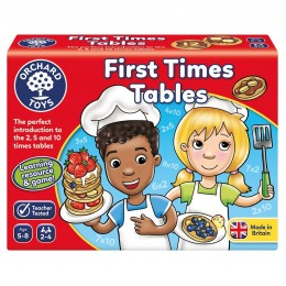 Orchard Toys -First Times Tables