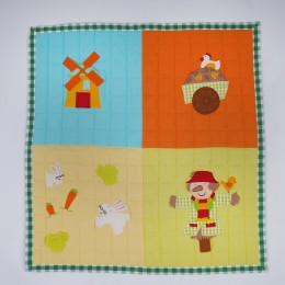 Farm Animal Play Mat