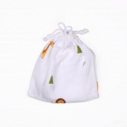 Forest Friends Organic Bandana bibs - 2 pack