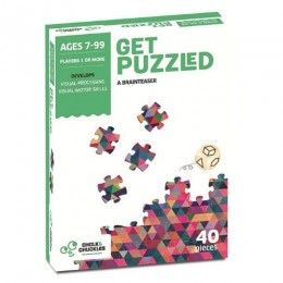 Get Puzzled - 40 Piece Jigsaw Puzzle
