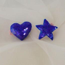 Heart Star Clip