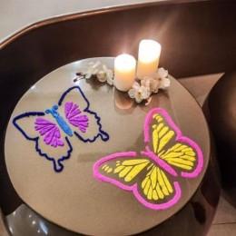Butterfly Stencil Set