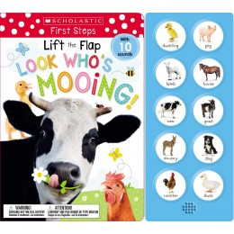 Look Who's Mooing! Lift the Flap