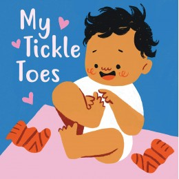 My Tickle Toes (Together Time Books) Cloth book