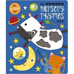 My Awesome Nursery Rhymes Board book