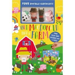 Old Macdonald hard a farm playhouse book