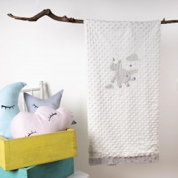 Unicorns & Stars Double Sided Blankets