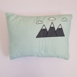 Organic Cotton Pillow & Bolster - Far Far Away