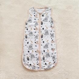 Organic Baby Sleeping Bag - Woodland Friends