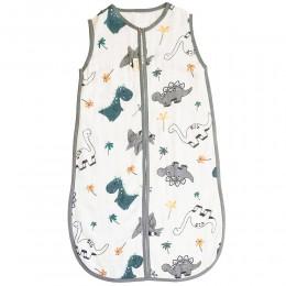 Organic Baby Sleeping Bag - Dino