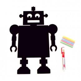 Chalkboard + WhiteBoard -Robot