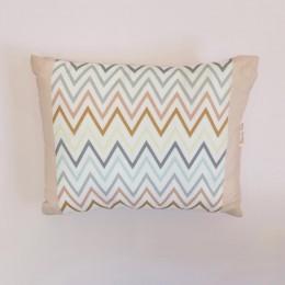Organic Cotton Pillow & Bolster - Woodland Friends