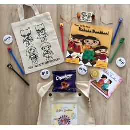 Little Raksha Bandhan Activity Bag