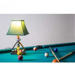 Pooling in Lamp - Table Lamp