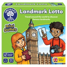 Orchard Toys - Landmark Lotto