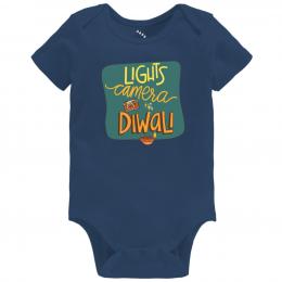 Lights Camera Diwali - Onesie