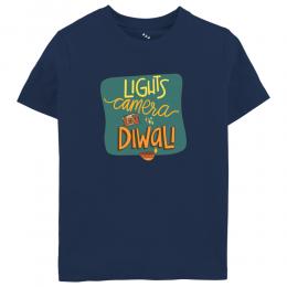 Lights Camera Diwali - Tee
