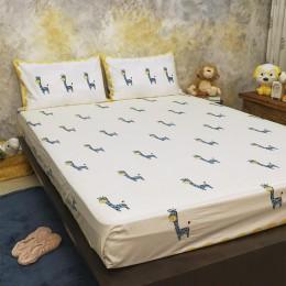 Bed Set - My Best Friend Gira The Giraffe - Teal