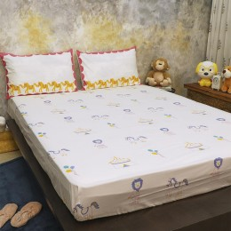 Bed Set- I Am Going To The Circus - Pink