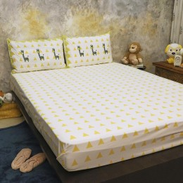 Bed Set - My Best Friend Gira The Giraffe - Yellow Triangle