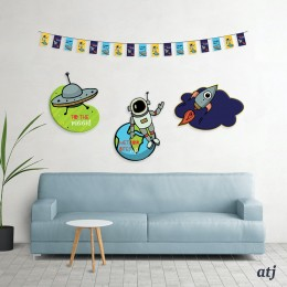 Out of this World - A DIY Birthday Box (Personalized)