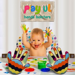 Playful Hands Bolsters