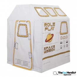 Deluxe Space Station Playhouse Tent