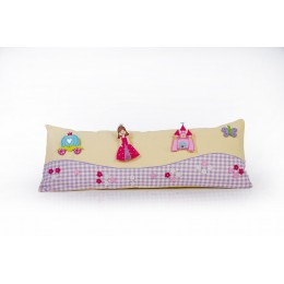 My Favourite Things Long Cushion Cover With Pop-Ups
