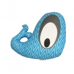 Toy Cushion - Peter The Whale Pillow