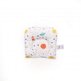 Space Explorer Organic Baby Pillow