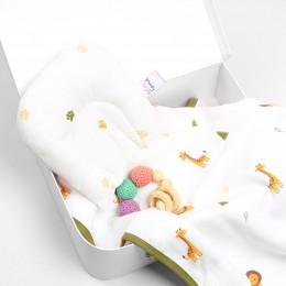 Tiny Paws Organic Baby Pillow