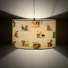 ABC Pendant Light