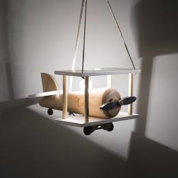 Airplane Pendant Light
