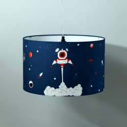 Blue Space Pendant Lamp