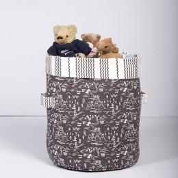 Happy Jungle Toy Basket