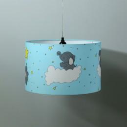 Jumbo Elephant Pendant Lamp