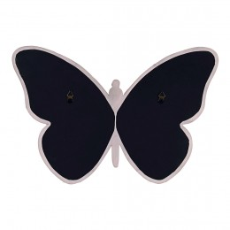 Pink Winger Butterfly Mirror