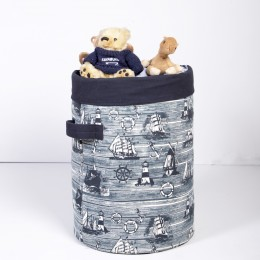 Sailors Toy Basket
