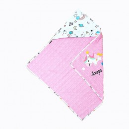 Hooded Towel- Big Unicorn