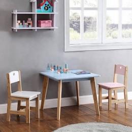 Rainbow Table Chair Set - Chair