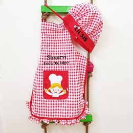 Little Sisters Apron Set