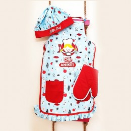 Leaf Premium Apron Set